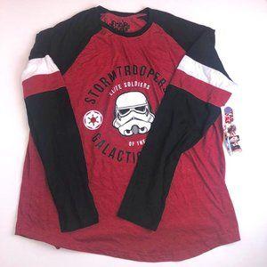 Star Wars Size XL Long Sleeve